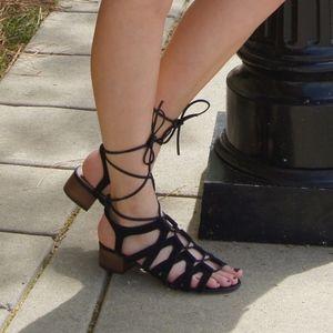 Sam Edelman Ardella Lace-Up Sandal